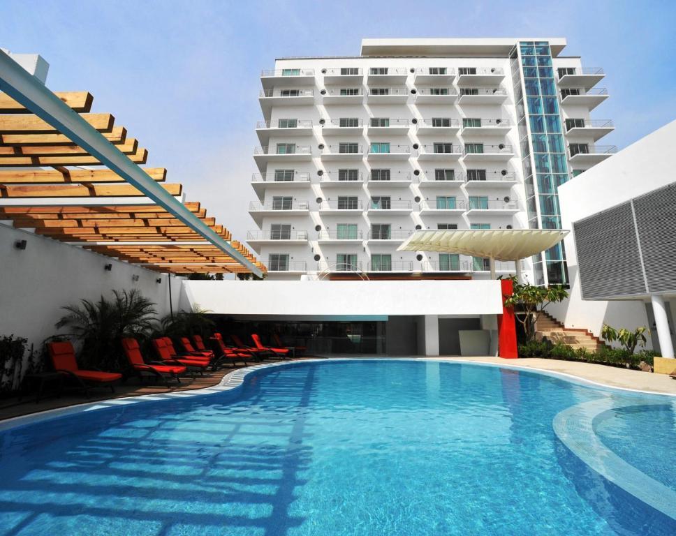 Hotel Emporio Veracruz (México Veracruz) - Booking.com