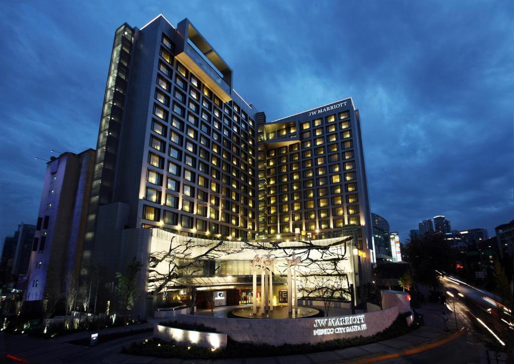 メキシコシティ ホテル