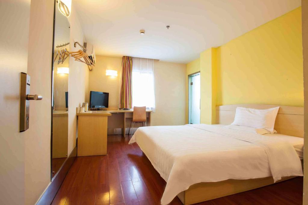 هتل 7Days Inn Jincheng Lanhua Road