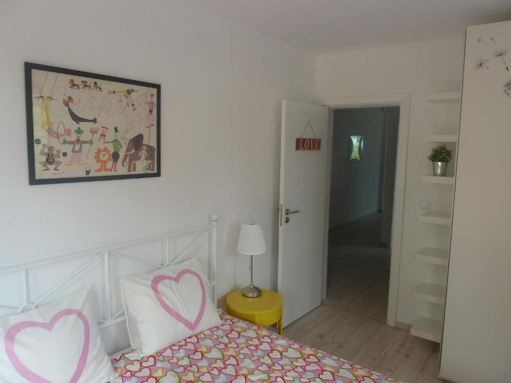 Легло или легла в стая в Apartment Lozenets Beach