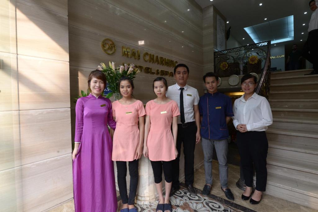 Mai Charming Boutique Hanoi