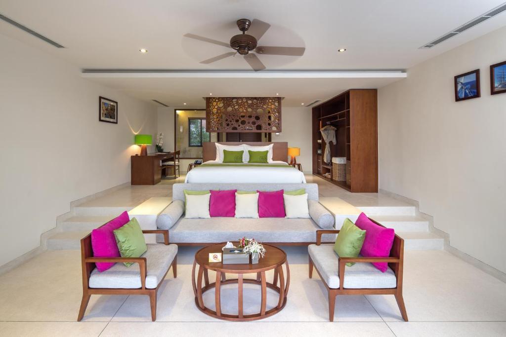 Suite Terrace Pool