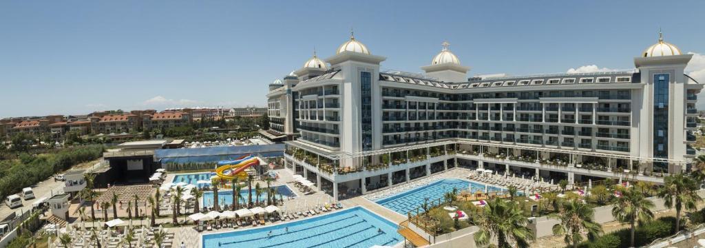 Side La Grande Resort Spa Tyrkiet Side Booking Com