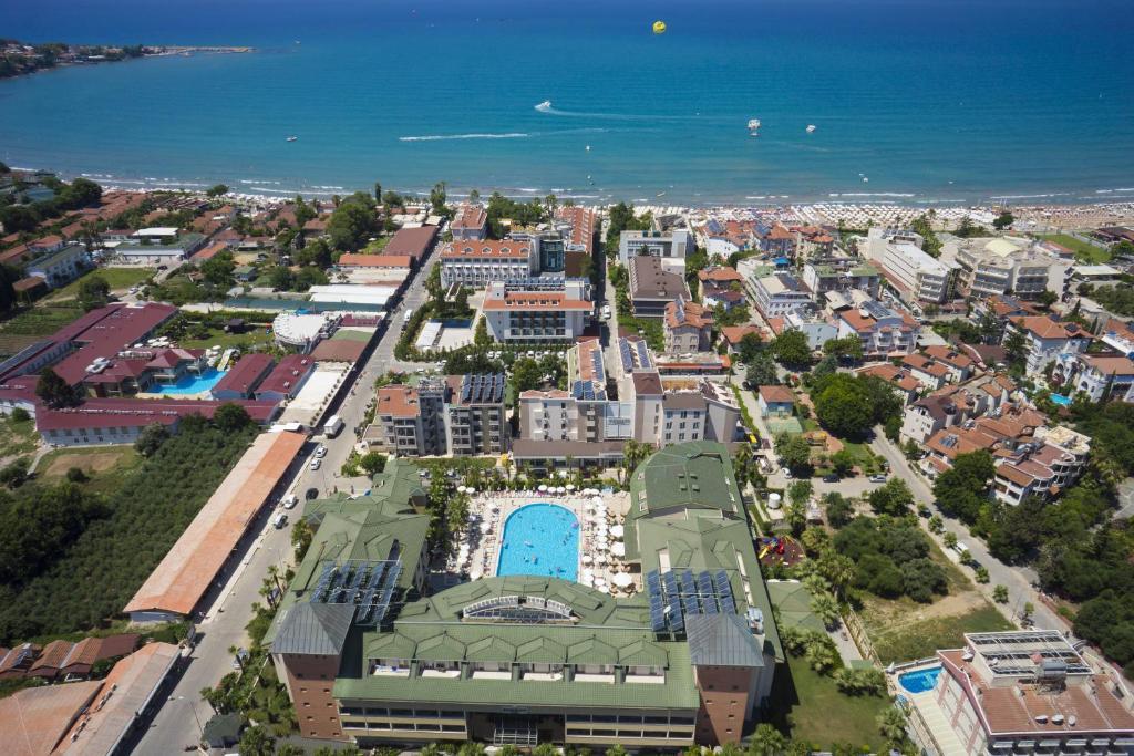 Een luchtfoto van Side Star Park Hotel-All Inclusive