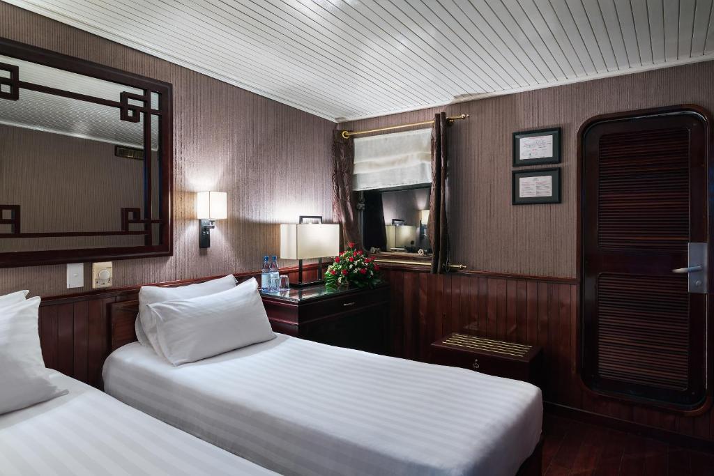 Phòng Superior Giường đôi hoặc 2 Giường đơn - 2 Ngày 1 Đêm