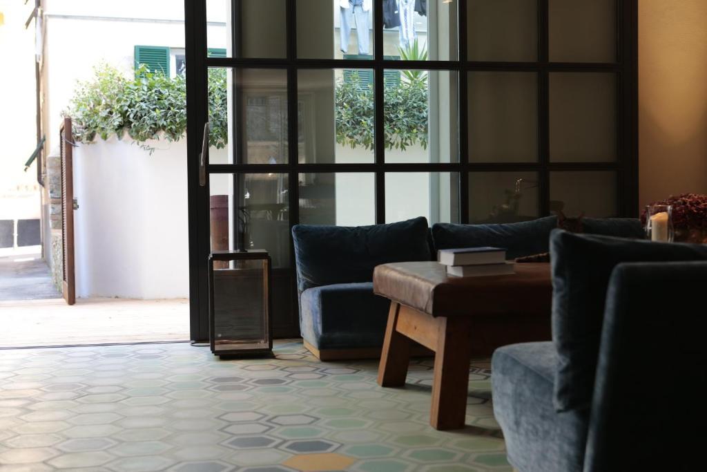 Część wypoczynkowa w obiekcie Hotel Blu di Te