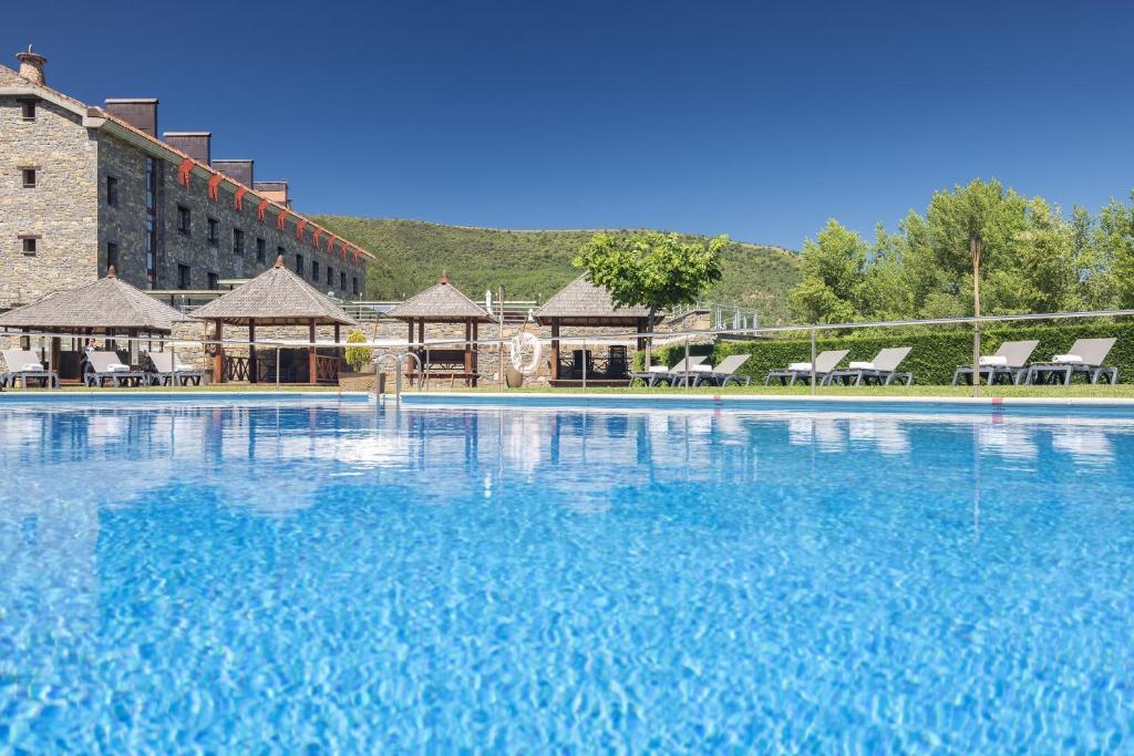 Hotel Barceló Monasterio de Boltaña Spa (España Boltaña ...
