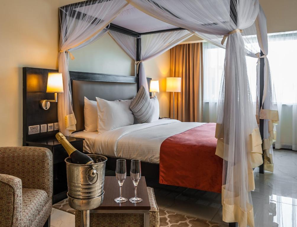 Acacia Premier Hotel, Kisumu - Kichaka Tours and Travel
