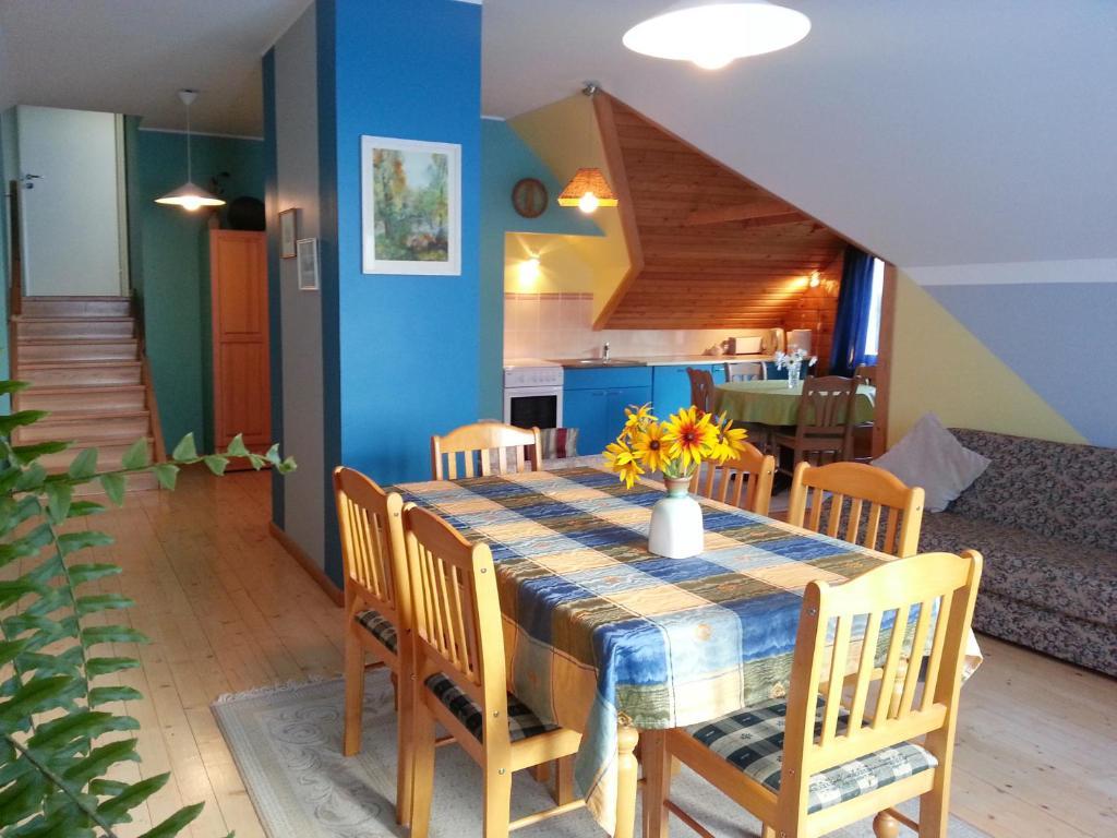 Restorāns vai citas vietas, kur ieturēt maltīti, naktsmītnē Piibelehe Guest Accommodation