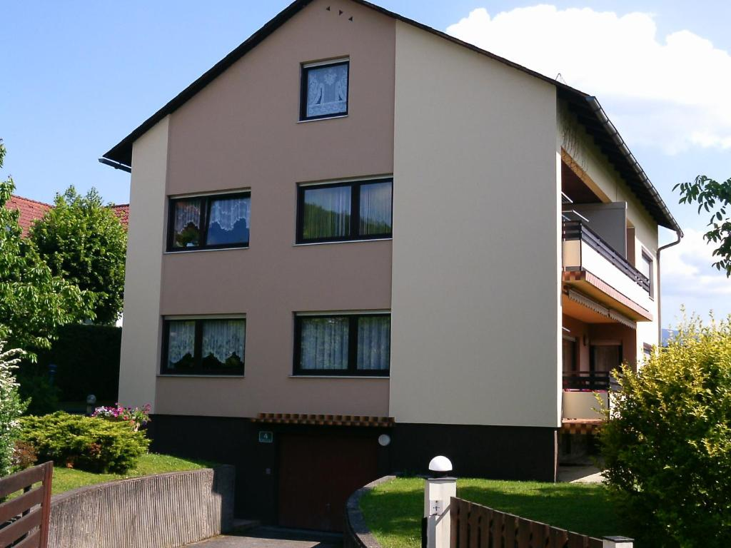 Здание апартаментов
