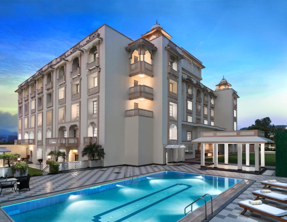 Hotel Park Regis Jaipur India Booking Com