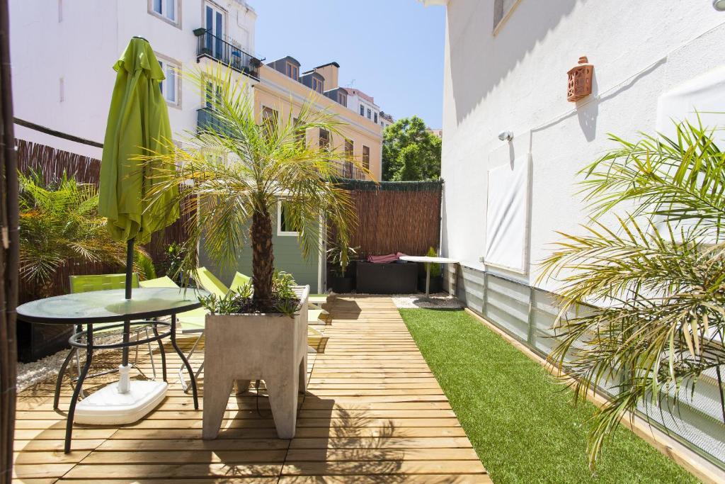 Terrace Delight