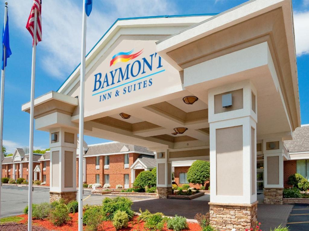 Baymont by Wyndham East Windsor Bradley Airport, East ...