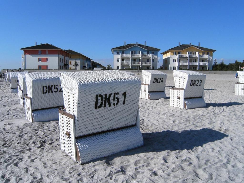 Dorfhotel Boltenhagen der Strand