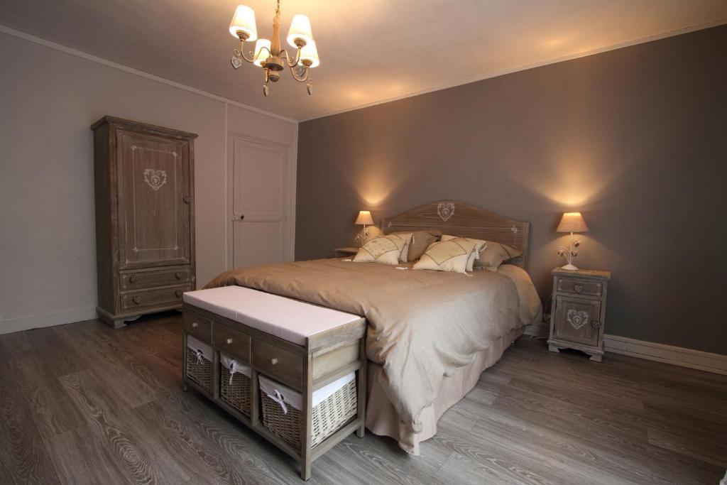 Chambre d'hôtes Rose en Vexin
