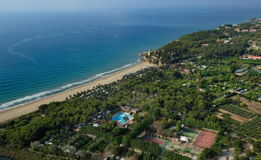 Tamarit Beach Resort a vista de pájaro