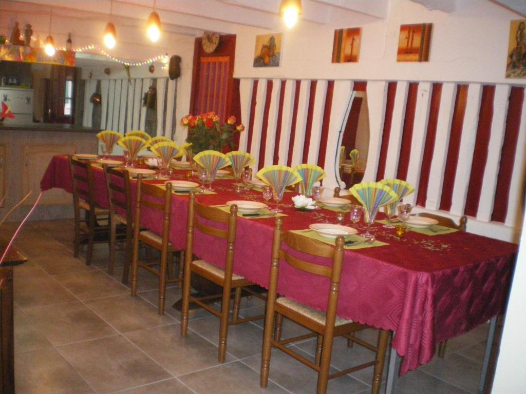 Chambres d'hôtes Boudeau
