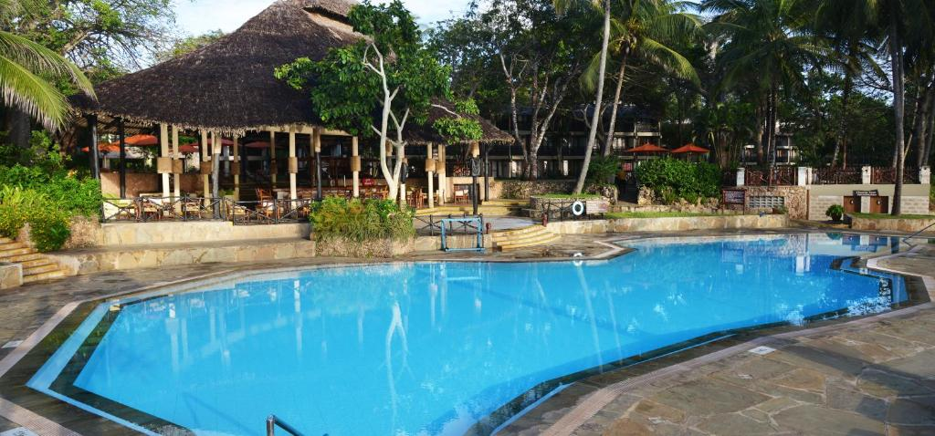The swimming pool at or near Baobab Beach Resort & Spa