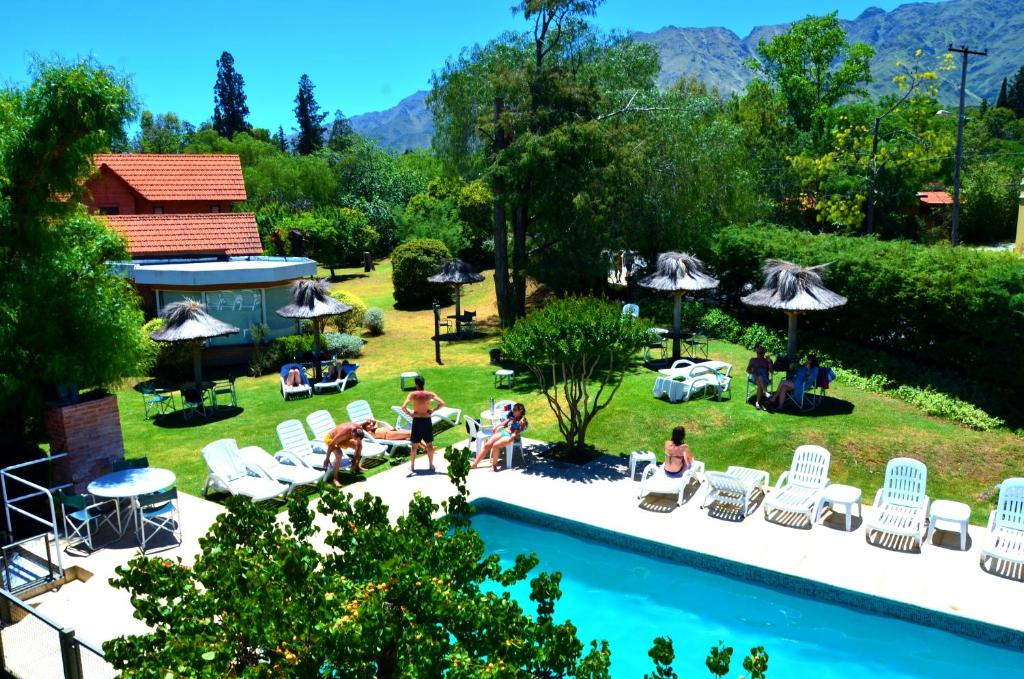 Paradiso Hotel (Argentina Merlo) - Booking.com