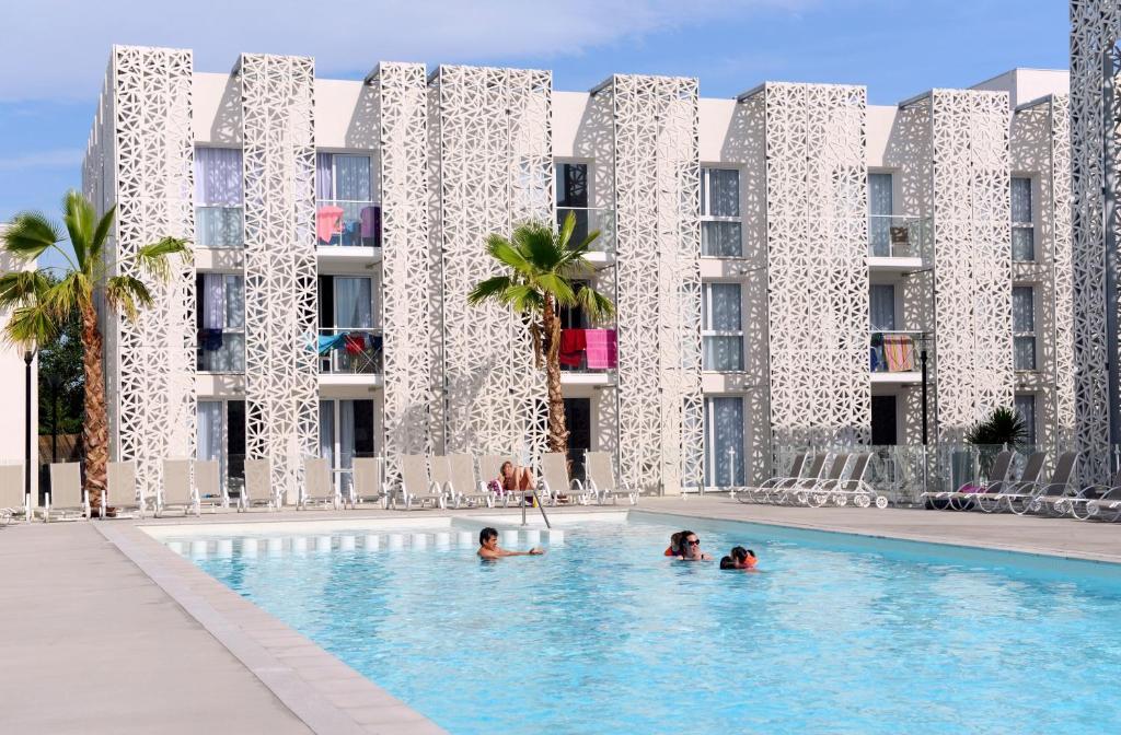 Art Hotel Odalys Nakâra Cap D Agde