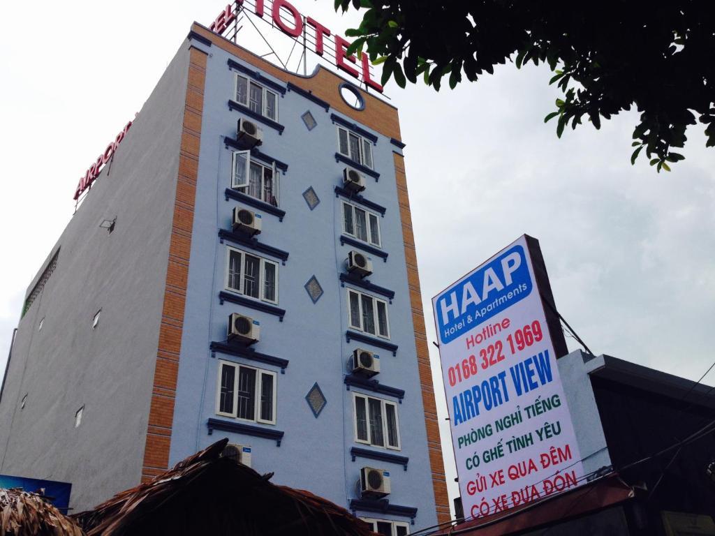 Dien Xa Avi Airport Apartment