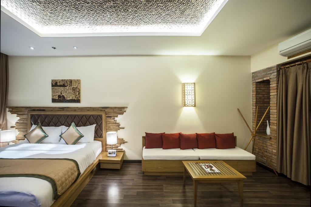 Phòng Aroma Villages 1 Phòng Ngủ Giường Đôi