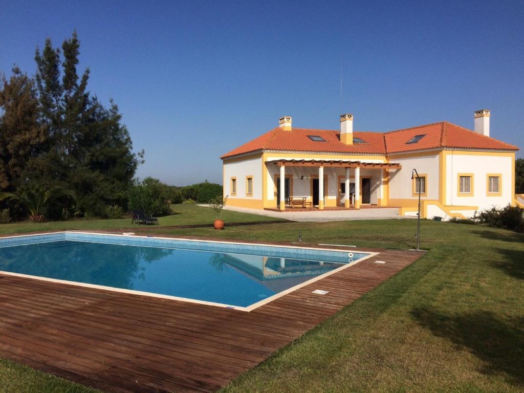 Private Villas In Portugal villa 2 with private pool, montalvo, portugal - booking