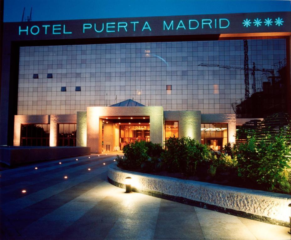 Hotel Silken Puerta Madrid