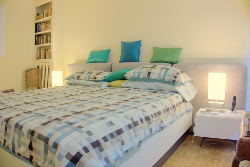 Un ou plusieurs lits dans un hébergement de l'établissement Monte Carlo Enjoy