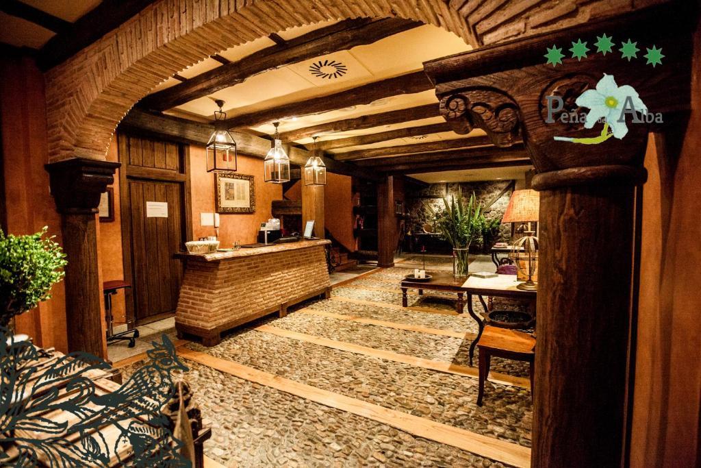 Hotel Rural Peña Del Alba, Arroyomolinos de la Vera, Spain ...