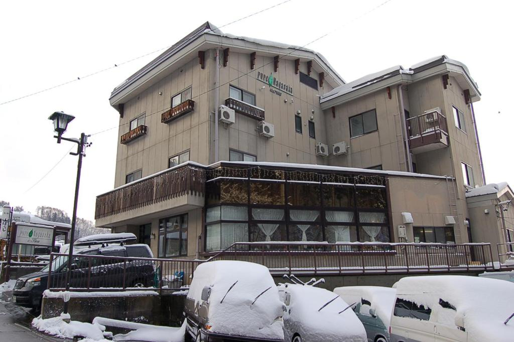 Pure Nagasaka during the winter