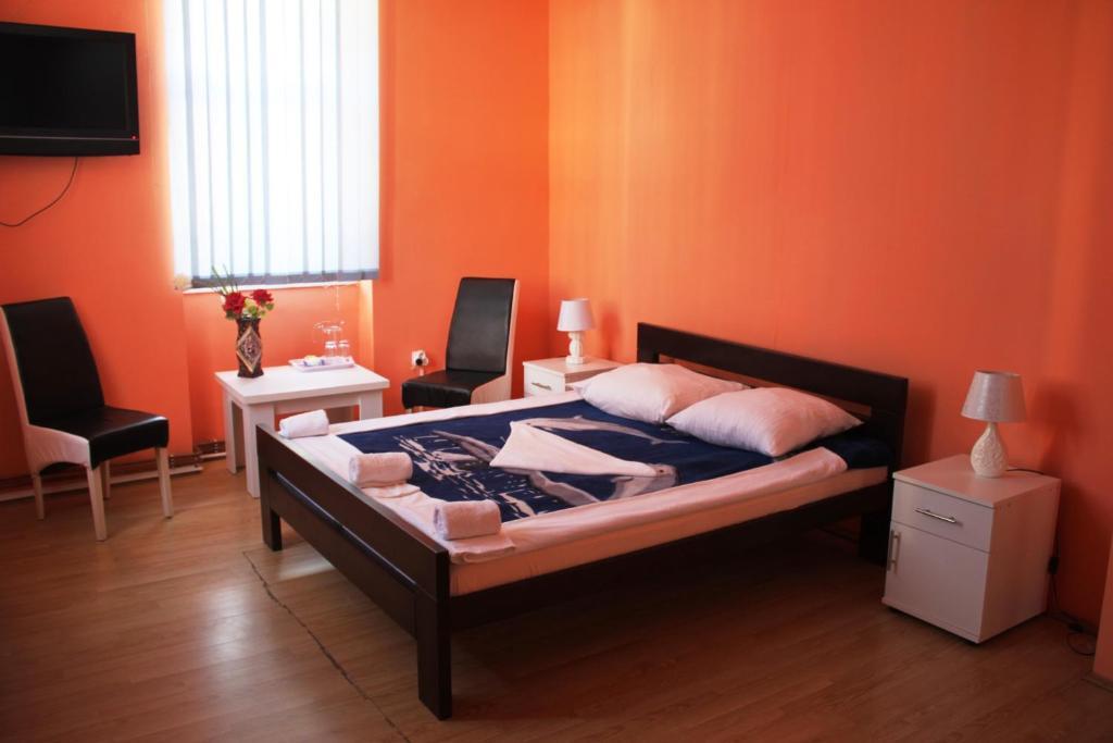Krevet ili kreveti u jedinici u okviru objekta Pansion Nargalic