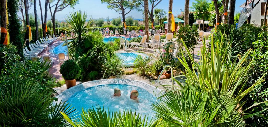 Park Hotel Pineta Dependance Suite Eraclea Mare Prezzi