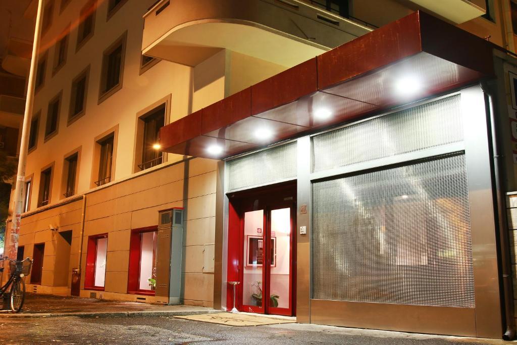 Facciata o entrata di Hotel Re Di Roma