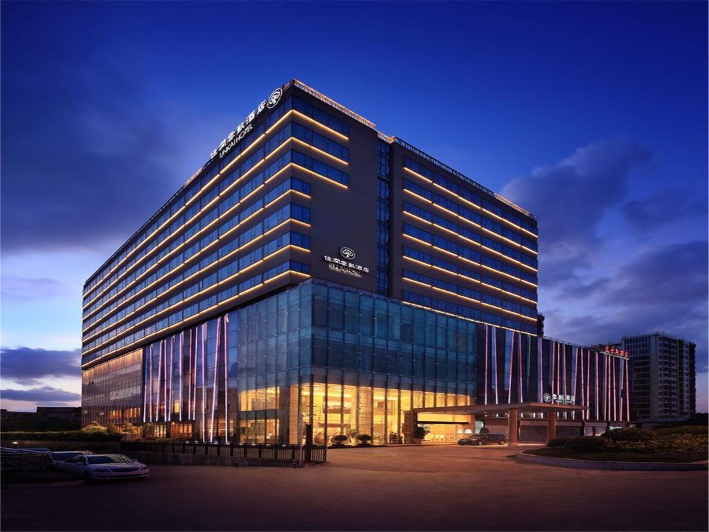 Unkai Hotel China Cantón Booking Com