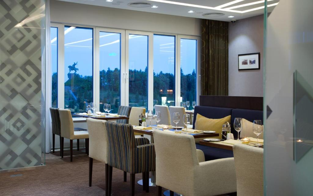 Ресторан / где поесть в Hilton Garden Inn Ufa Riverside