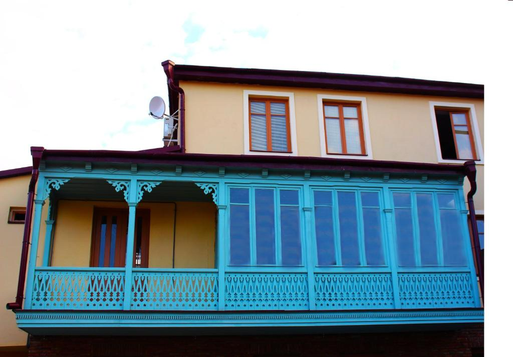 Home in the centre of old Tbilisi
