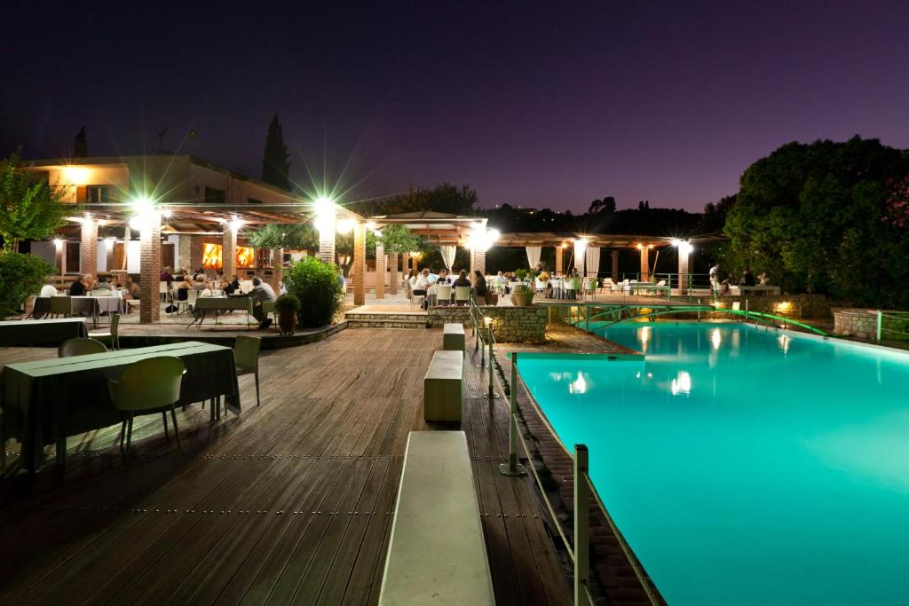 The swimming pool at or close to Olympic Village Hotel & SPA