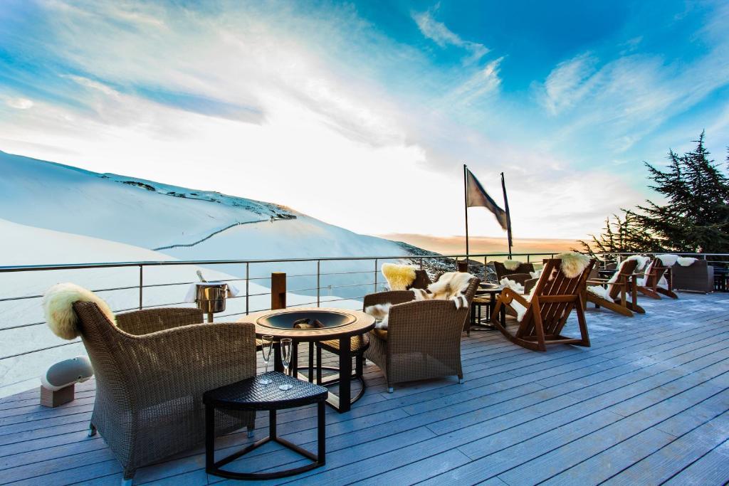 El Lodge, Ski & Spa, Sierra Nevada – Updated 2019 Prices