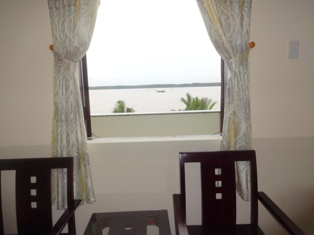 Phòng 2 Giường Đơn Nhìn Ra Sông