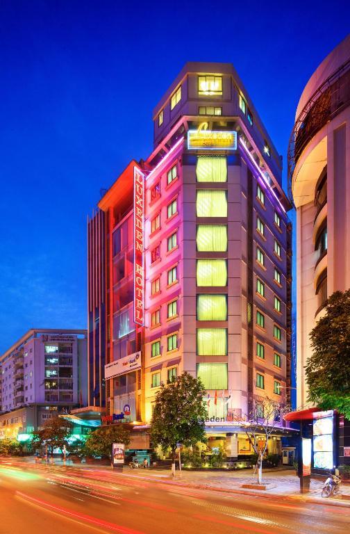 Khách Sạn Luxeden