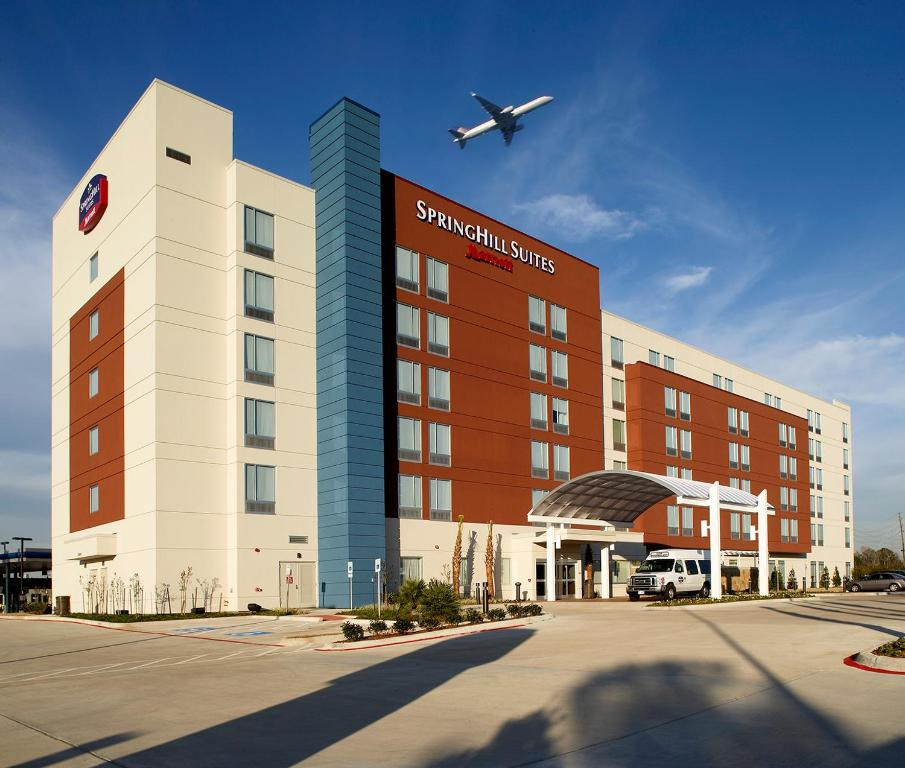 SpringHill Suites Houston Intercontinental Airport.