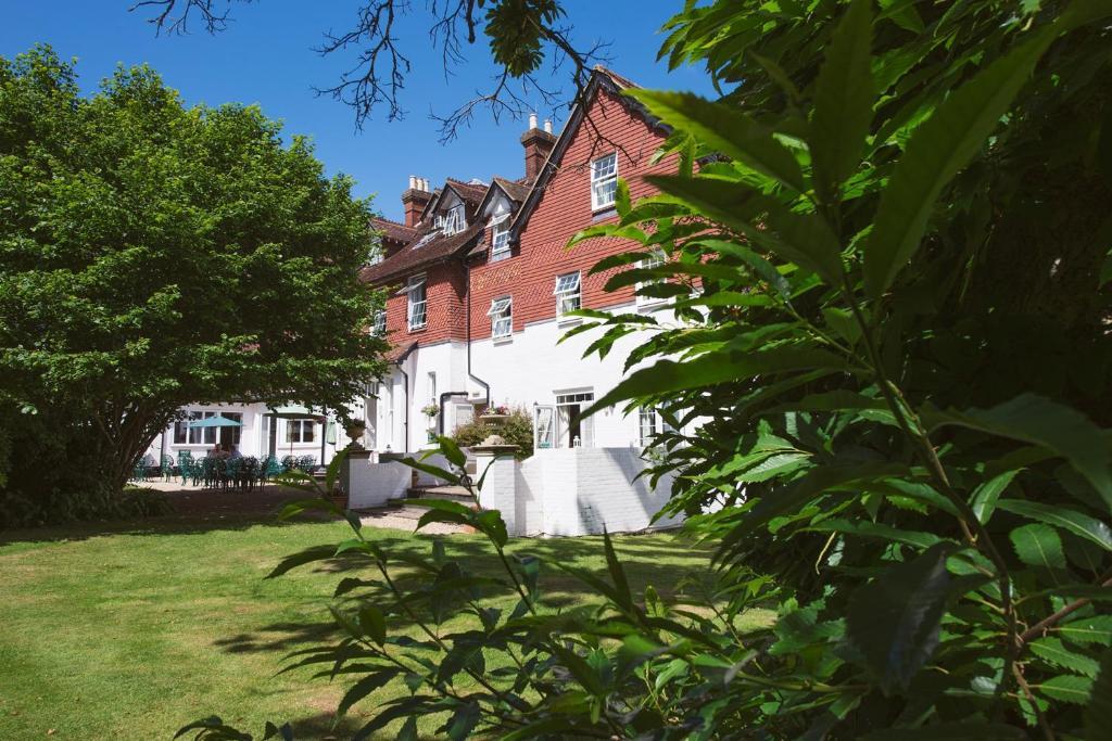 Moorhill House Hotel Burley Uk Booking Com