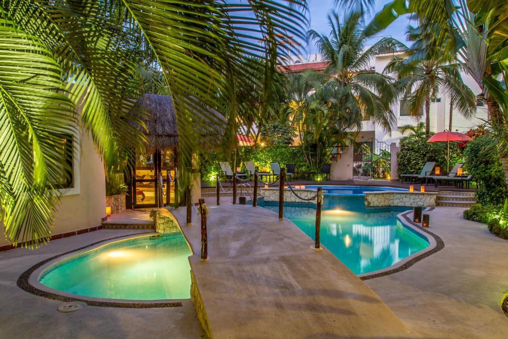 Piscina en o cerca de Hotel Riviera Del Sol