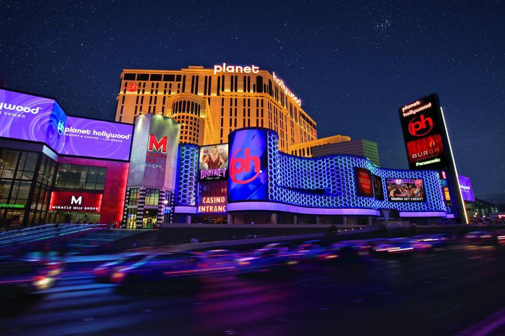 Planet Hollywood Resort & Casino.