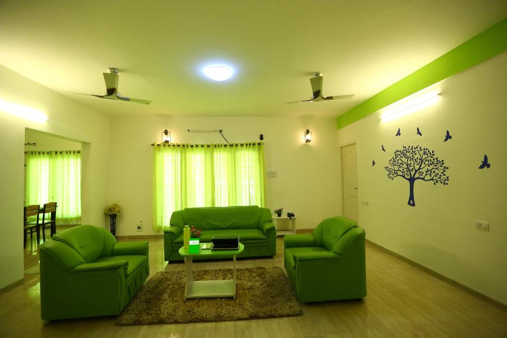 Green Tree Apartment