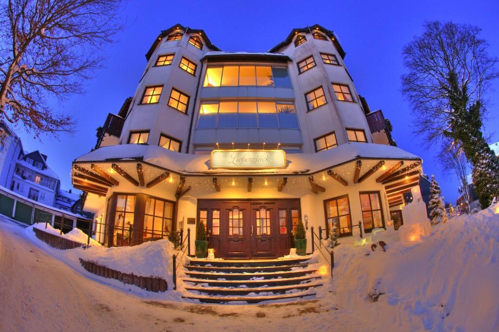 Hotel Liebesglück - adults only im Winter