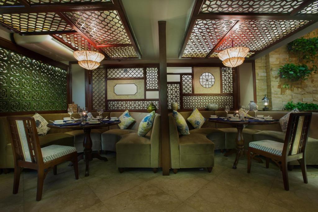 Phòng Superior Giường Đôi - bao gồm 1 Bữa trưa hoặc 1 Bữa tối
