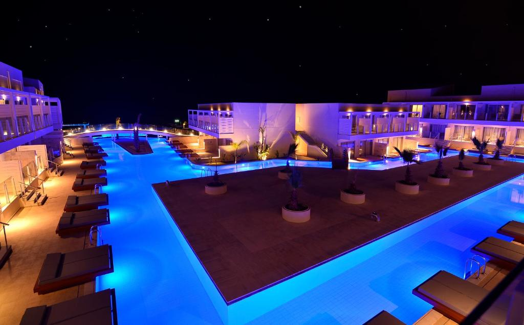 A view of the pool at Insula Alba Resort & Spa (Adults Only) or nearby