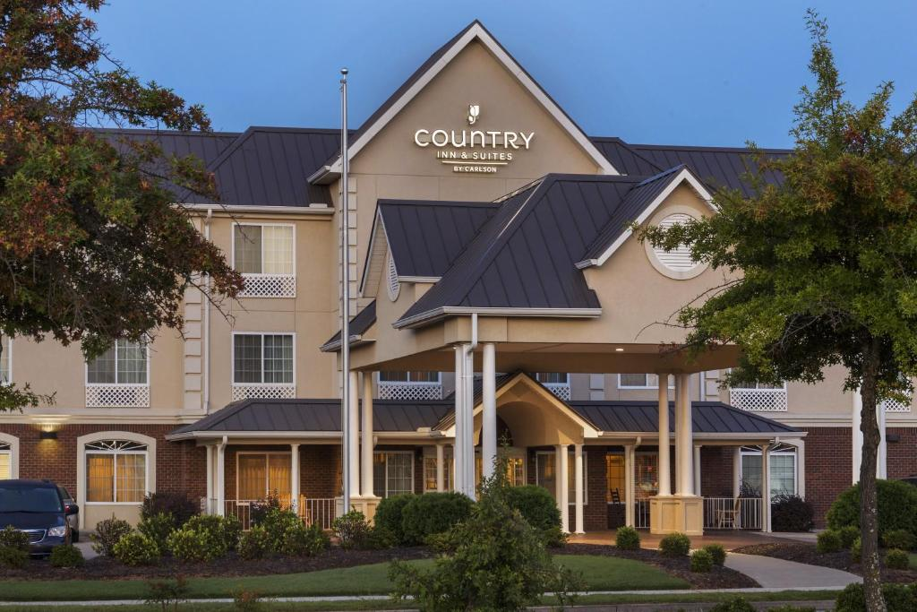 Hotel Country Suites Carlson Madison